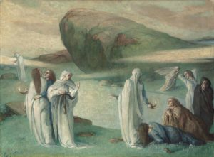 Charles Ricketts The Wise and Foolish Virgins